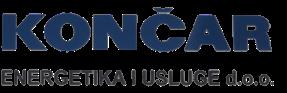 KONČAR – Energetika i usluge d.o.o. Logo